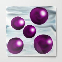 Luxury Balls Metal Print