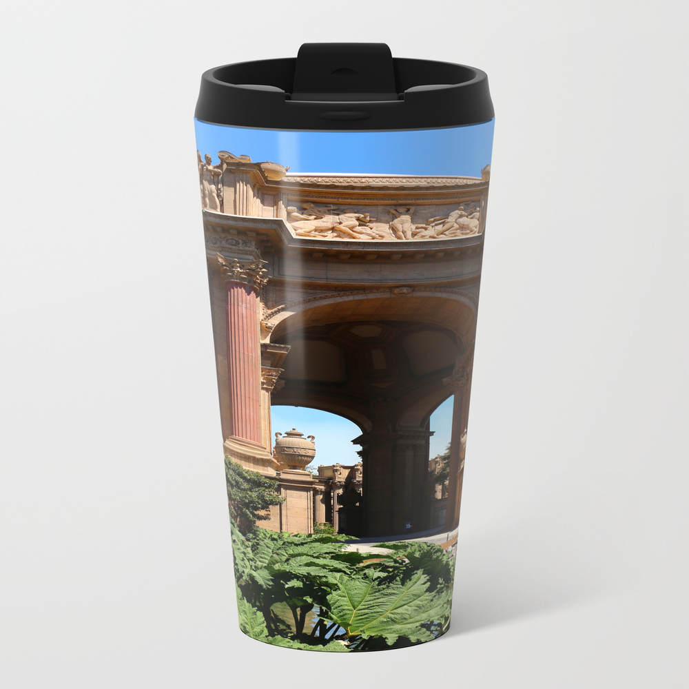 Palace Of Fine Arts - Marina District Travel Mug TRM8508963