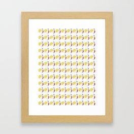 Beachball Framed Art Print