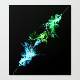 The Battle Canvas Print