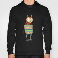 Deer, deer art, deer print, deer illustration, skateboard art, skateboarder,  Hoody