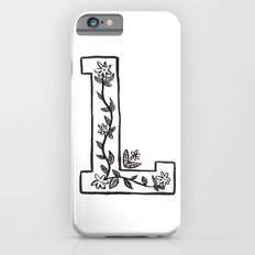 L is for iPhone 6s Slim Case
