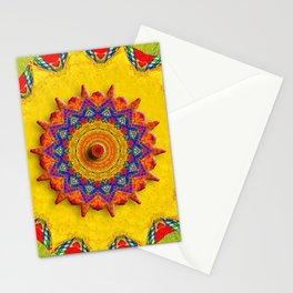 Fiesta Mosaic Stationery Cards
