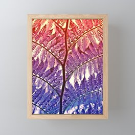 Exotic Tree 2 Framed Mini Art Print