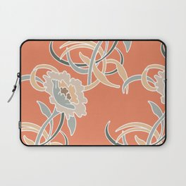 The Golden Girls Floral Pattern Laptop Sleeve