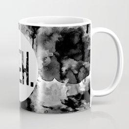 Meh. (B&W) Coffee Mug