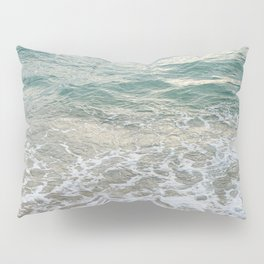 Gloomy and Peaceful Sunset 1 Pillow Sham