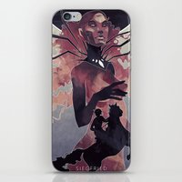 boob iPhone & iPod Skins featuring Siegfried by Micaela Dawn
