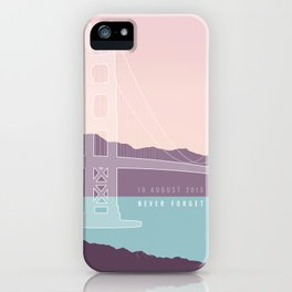 Remembering K-day iPhone Case