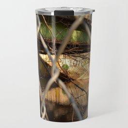 Caged Love Travel Mug