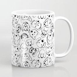 Dogs pattern Coffee Mug