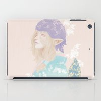 medicine iPad Cases featuring Medicine seller by Pastellish