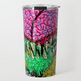 Bulb Brain Critic Destroyer Travel Mug