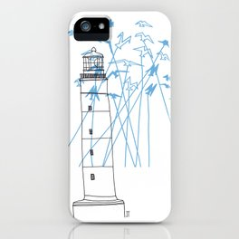 Phare iPhone Case
