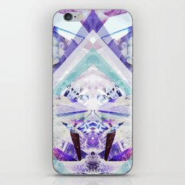 Crystal Light iPhone Skin