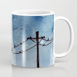 wiry birds Coffee Mug