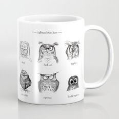 Caffeinated Owls Mug