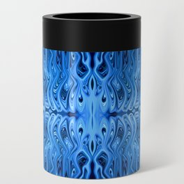 Frozen Squid by Chris Sparks Can Cooler
