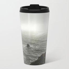 Ocean Emotion - nature photography Travel Mug