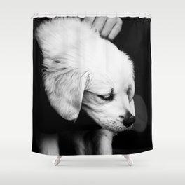 Dog by Maurits Bausenhart Shower Curtain