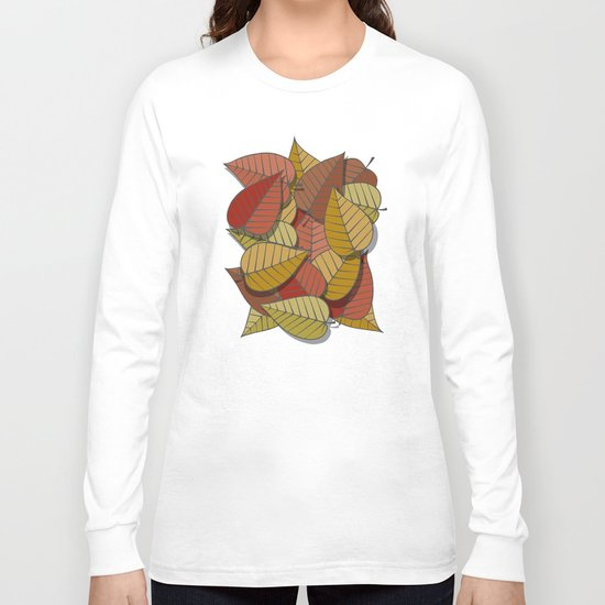 Fall Together Long Sleeve T-shirt