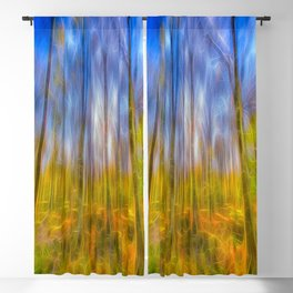 Electric Forest Blackout Curtain