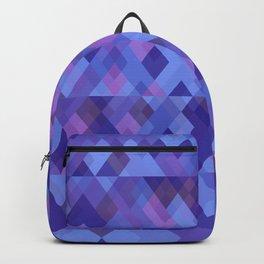 Geometric mosaique Backpack