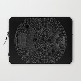 Smith Chart Laptop Sleeve