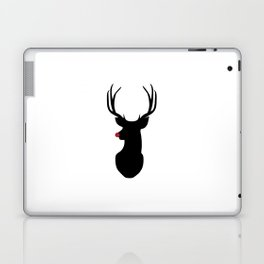 Rudolph The Red-Nosed Reindeer Laptop & iPad Skin