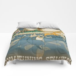Pymatuning Spillway Comforters