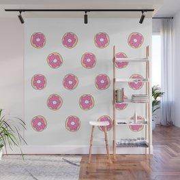 ich bin ein berliner // i am a donut II Wall Mural