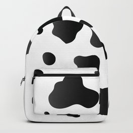 Halloween School Cow Day Spots Wild Animal Costume Gift Backpack