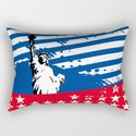 USA Flag - American Flag - Statue of Liberty - 4th July by peladesign
