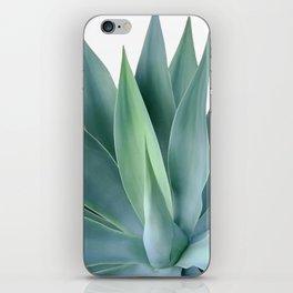 Agave blanco iPhone Skin