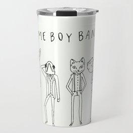 Some Boy Band Travel Mug