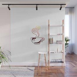 Coffee mug cafe gift Wall Mural