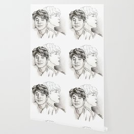 Smirk Wallpaper
