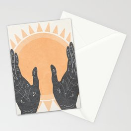 Sunlight Shows Stationery Cards