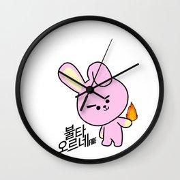 BT21 - COOKY Wall Clock