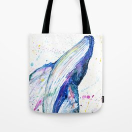 Breach I Tote Bag