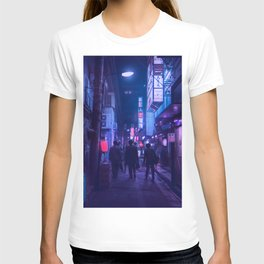 Tokyo Nights / One Minute To Midnight / Liam Wong T-shirt