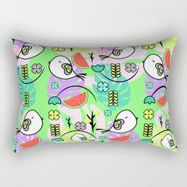 Summer party Rectangular Pillow