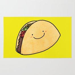 Cute Taco Rug