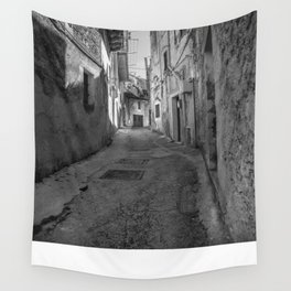 Caltabellotta Sicily Wall Tapestry