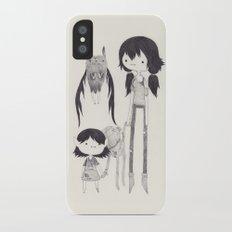 mar  Slim Case iPhone X