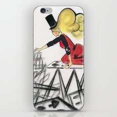 Abracadabra iPhone Skin