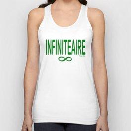 INFINITEAIRE - Rasha Stokes Unisex Tank Top