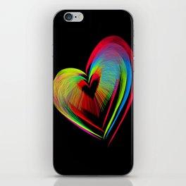 My Kaleidoscope Heart iPhone Skin