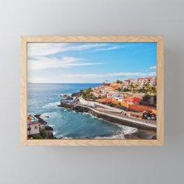 Canary Islands, Spain Framed Mini Art Print