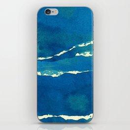 Tempestuous Sea iPhone Skin